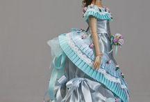 dress miniature