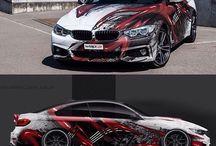 Car Paint & Wraps