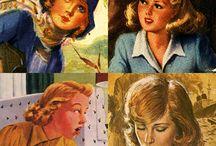 Nancy Drew / by Linda Orlowski
