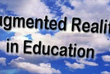 Augmented Reality in Education / by Tina Wahlert