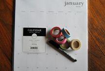 Getting organised / by Anja Pollard