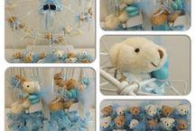bebek şekerleri/ kurabiyeleri  / Bebeğinizin bir çok özel gününde misafirlerinize hediye edebileceğiniz şeker ve kurabiye çeşitleri  / by Hamileyim.Net