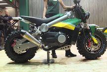 EICMA / FANTSTICHE MOTO