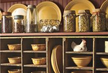 Collecting Yellowware / by Prim Mart