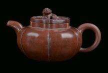 Yxing Zisha Zihta teapot chinese with Pho-dog