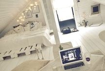 белые комнаты