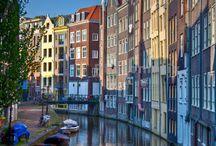 Travel Images - Netherlands