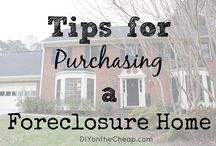 Buying a Home / Tips for home buyers.