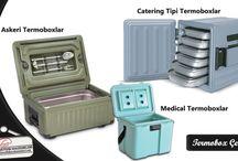 Termobox Çeşitleri