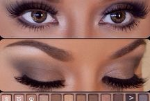 Urban decay - naked eyes palette