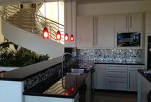 Modern Element Kitchens / Modern kitchen remodels by Tuscany Builders