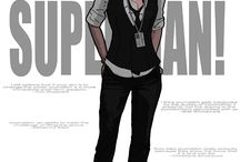 Lois Lane / Daily Planet reporter, Supermans sweetheart and a badass, Lois Lane