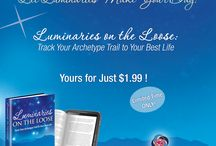 Buy Your Book - Luminaries On The Loose / You can buy your Luminaries On The Loose book here! http://luminariesontheloose.com/buy-book/ / by Nadine Love