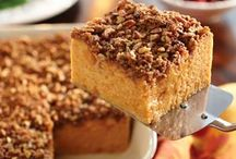 Fall Favorites / Check out our favorite fall dessert recipes! / by Eagle Brand