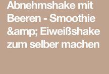 abnehmshakes