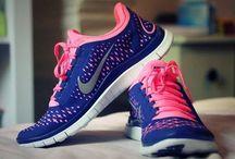 Athletic shoes / by Savanna Joy