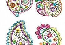 Embroidery Designs / by Tammy Godby