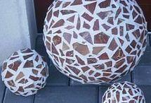 polystyrenove koule