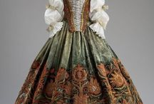 Fashion - Hungarian Baroque / Hungarian Baroque fashion and lifestyle