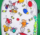 art sub lessons / by Tammy Conlan