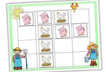 Math Strategy/Thinking Games