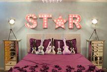 Sadie's Hollywood Bedroom