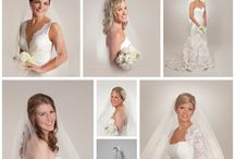 Wedding Studio Portrait