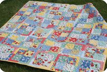 Baby and Kids Quilts / by Lavona Husted