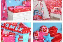 KEKKEKIDZ: KINDERKAMER STYLING VOOR BABY'S, PEUTERS EN KLEUTERS / Mix en match verschillende accessoires uit één serie voor een mooie tot in de puntjes ingerichte kinderkamer voor uw baby, peuter of kleuter.
