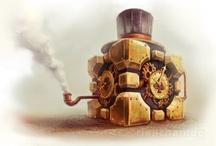 Creative games art