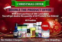 Planet Ayurveda Christmas Offers / Dr Vikram Chauhan (MD) Planet Ayurveda Provide The Best Offers & Discounts in Holiday season on purchase of Ayurvedic Medicines ,Supplements & herbal Tea. Read More here : http://www.planetayurveda.com/christmas-offer.htm