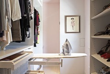 closets and storage / by Trudy Russell