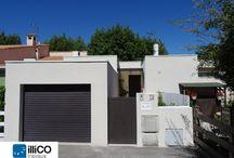Ravalement de façade et isolation – MONTPELLIER (34) / L'agence illiCO travaux de Montpellier a pris en charge ce projet de ravalement de façade avec une ITE (Isolation Thermique Extérieure) à Montpellier, dans le département de l'Hérault.
