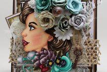 Blooms&Julie Nutting - inspirations
