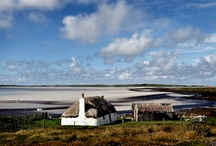 On Location-Benbecula & North Uist / The two islands in the middle of the Outer Hebrides.