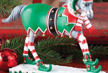 Deck the Halls for the Holidays! / Add western charm to your holiday decor!