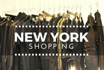 New York Fashion / Labels & stores in NY