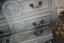 vG Furniture Make up Glamour Glaze
