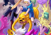 ITS ADVENTURE TIME!!!