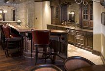 Sandkey downstair Bar Ideas