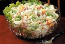 Yummy Salad / by ᏋᏝᏋᏁᎥ