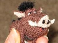 Lion king crochet