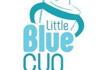 Little Blue Cup World Wide