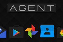Agent - Icon Pack v4.2.2