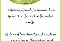 The meaning of crystals