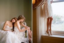 Photography Ideas ~ Bridals / by Christel King