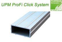 UPM ProFi Deck Klick System