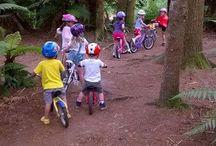 kids and bikes