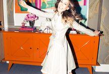 Style icon - Sarah Jessica Parker / by Dejana Ivancevic