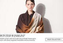 Winter Wishlist 2014